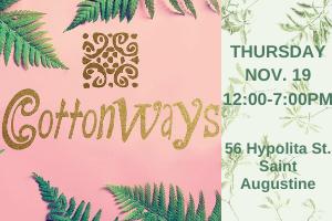 Cottonways Event