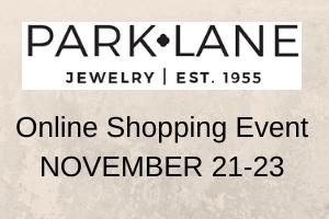 Park Lane online Shopping Event