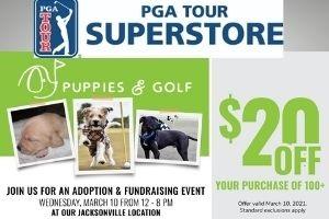 PGA_PuppiesGolfing