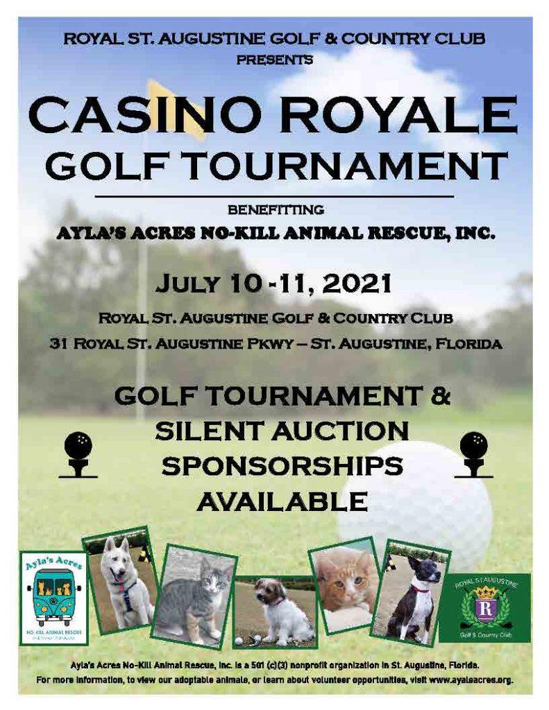 RSA Golf Tournament